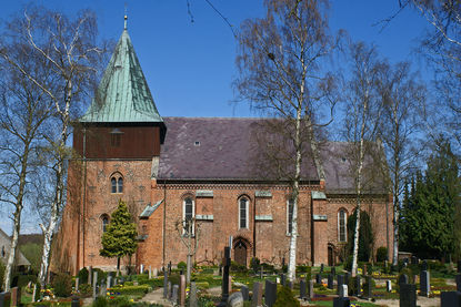 Kirche St. Johannis - Copyright: Manfred Maronde