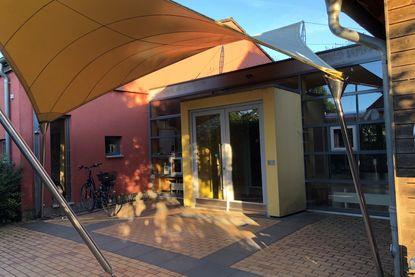 Das Sonnenhaus der Kirchengemeinde Krummesse - Copyright: Katja Launer